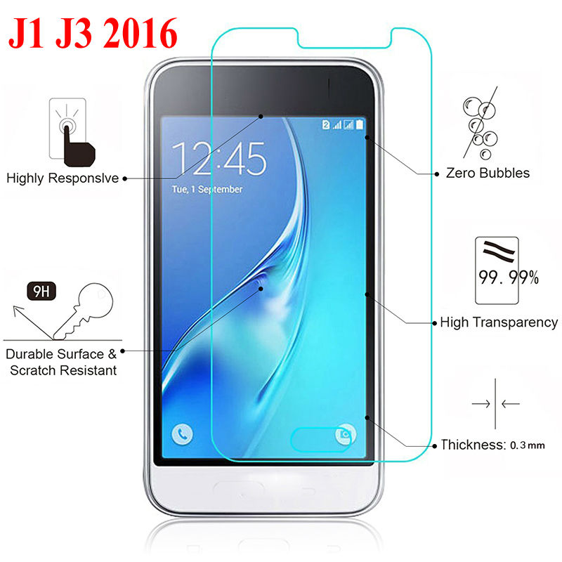 ON SALE! High Quality Tempered Glass For Samsung Galaxy j1 j1 mini j2 prime j3 j5 j7 2016 grand prime s3 s4 s5 s6 s7 mini