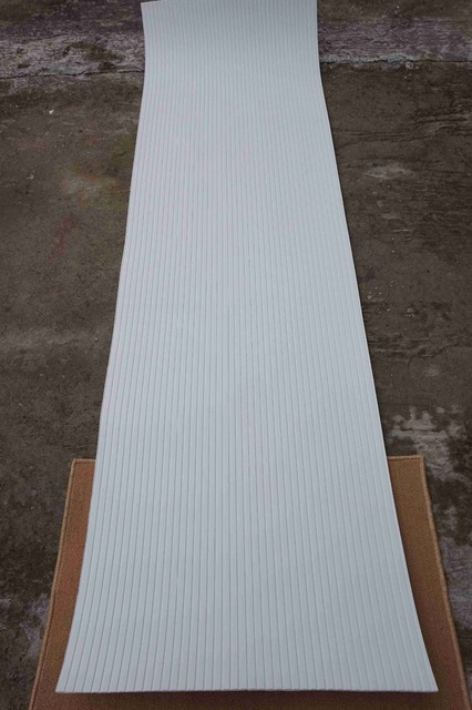 Free shipping white color EVA 3M glue skidproof top pad deck pad stand up paddle board sup deck pad grip pad