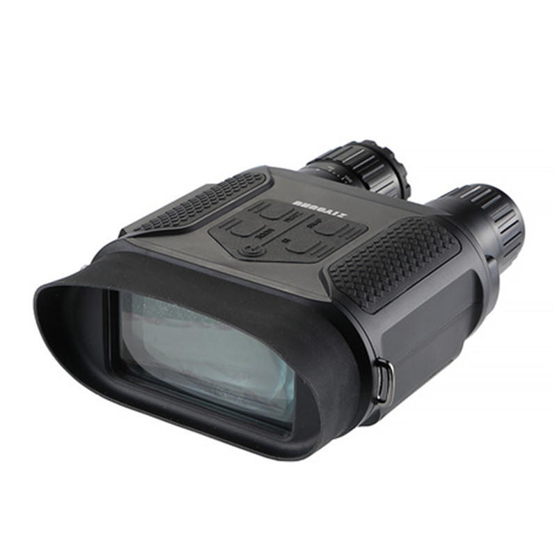 Night Vision Binocular Digital infrared night vision range 1300ft / 400m distance observation camera and video recorder