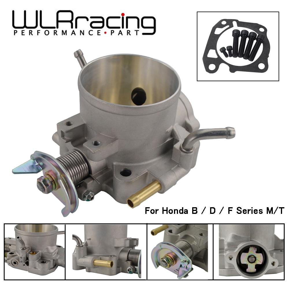 WLR-70mm fundido cuerpo del acelerador 309-05-1050 para Honda B/D/F Serie M/T WLR6959