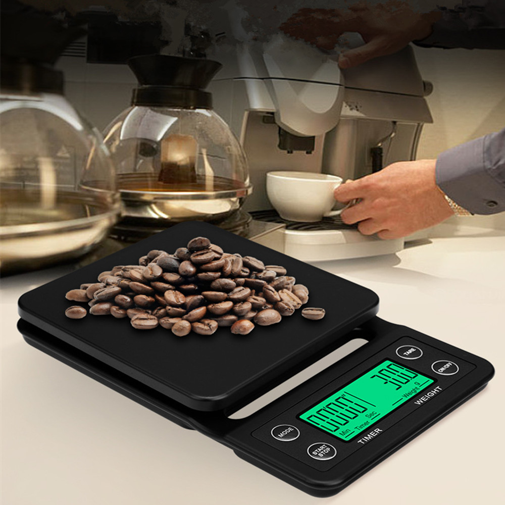 New 5kg 0 1g Multi Function Kitchen Scale With Electronic