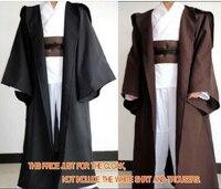 Cool Adults Kids Star Wars Jedi Knight Cloak Robe Cosplay Costume Hooded Cape Halloween