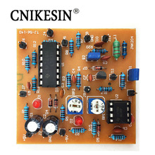CNIKESIN DIY kit 204 corresponding electronic skills in college entrance exams with a technical test suite 555+324 parts data