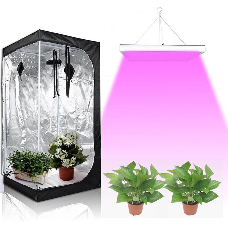 Phyto lampes LED se développent lumière 220 V 120 W spectre complet Fitolamp lampe pour plantes plante d'intérieur LED lumières pour serre hydroponique