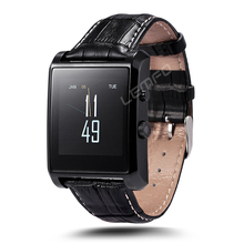Lemfo LF06 Smart Watch IPS Business Wearable Devices Luxury Business Bluetooth Smartwatch Fitness Tracker Pedometer