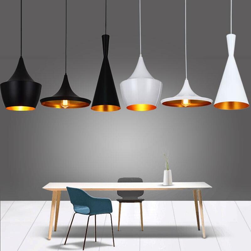 Modern Design Beat Musical Instrument ABC Hanging Pendant Light Lamp Dining  Room Light E27 AC100
