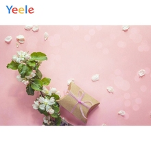 Yeele Violet Petal Pink Wooden Board Texture Planks Goods Show Photography Backgrounds Photographic Backdrops For Photo Studio