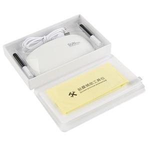 Image 2 - Bộ 2 Miếng Dán Bảo Vệ Màn Hình Cho Samsung S9Plus S10 Plus Note20 Cực Kính Cường Lực Chất Lỏng Full Keo UV Giao Phối 20 30 pro P30 Pro P40 Pro