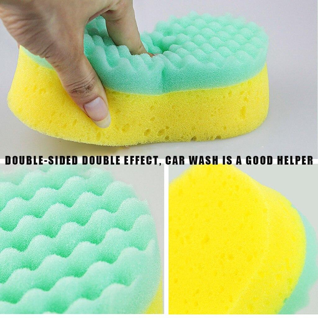 Back To Search Resultshome & Garden 2pcs Type 8 Wave Honeycomb Car Wash Sponge Cleaning Sponge Beauty Wax Keukenhulpjes Limpieza Hogar Limpeza De Casa Kitchen Brush Sponges & Scouring Pads