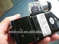 12v fuel solenoid valve 1/2 size