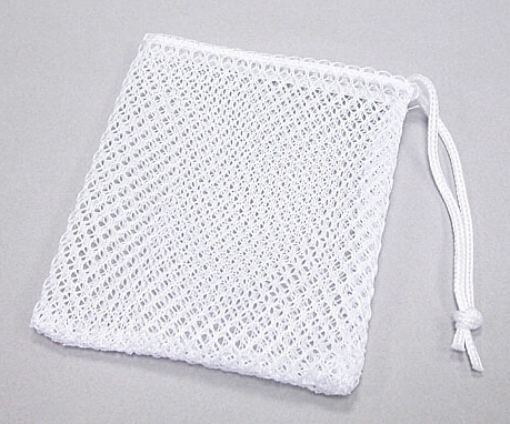100pcs lot CBRL small white mesh jewelry bags mesh gift bags mesh drawstring bag pouches size