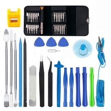 46 in 1 Mobile Phone Screen Opening Repair Tools Kit Screwdriver Pry Disassemble Tool Set