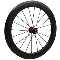 Lifetime Warranty 16 inch for novatec551 mtb hubs disc carbon wheelset ruedas carbono carretera carbon clincher wheelset 80805