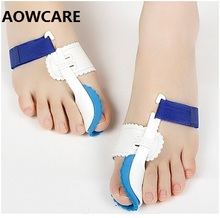 Bunion splint toe corrector for hallux valgus night device foot toes straightener separator support Corrector Foot Care Tool