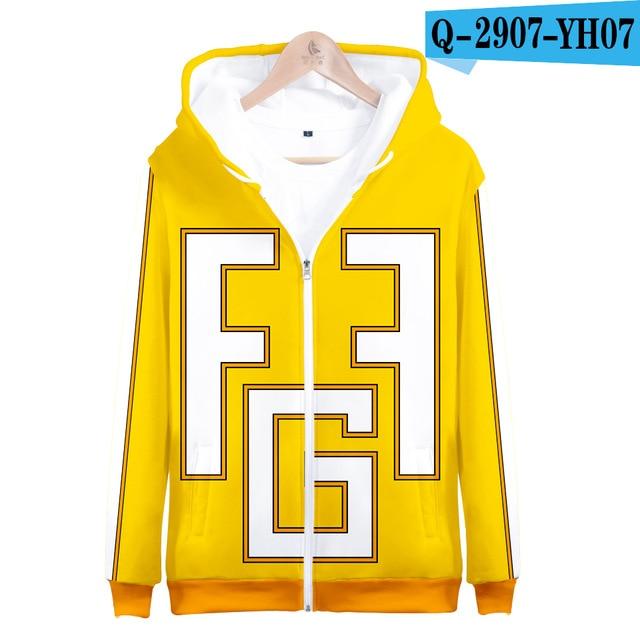 My hero academia hoodies izuku midoriya shouto todoroki boku no hero academia Cosplay Costume Sweatshirt boys girl Zipper Jacket 12