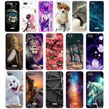 12 Xiaomi Redmi 6A case silicone cover 5.45 TPU Cartoon on for redmi 6a redmi6a coque fundas phone bumper housing