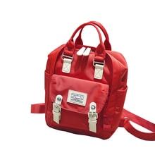 2017 Прохладный Новый Стильный Холст Kanken женщины рюкзак модные корейские винтажные рюкзак школьный рюкзак студент Mochila M23