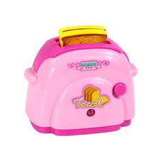 Boy Girl Mini Kitchen Electrical Appliance Bread Machine Toy Set Early Education Children Kid Dummy Household Pretended Play toy