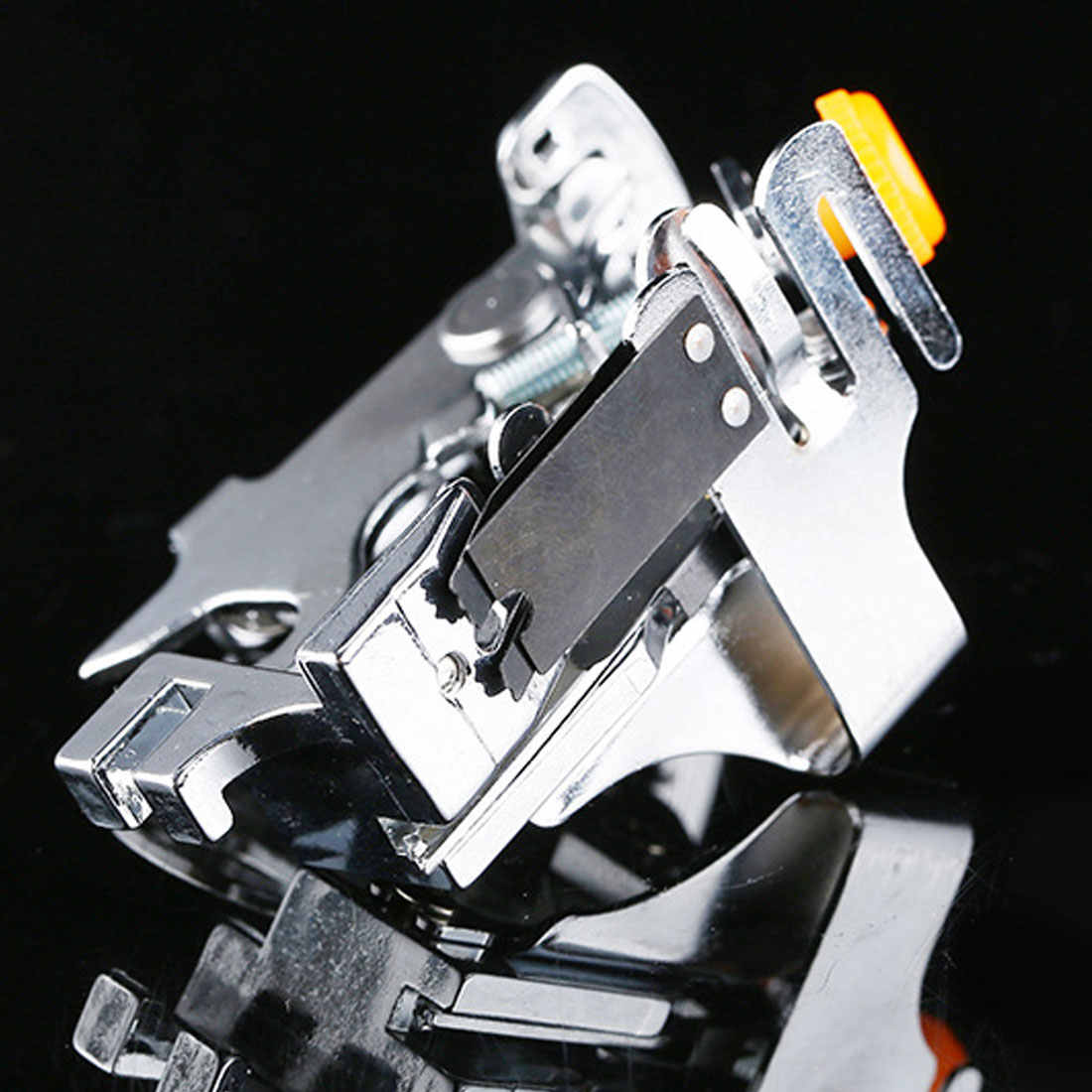 Sewing Machine Presser Foot Ruffler Foot Presser Feet Low Shank Can Play a Variety of Pleats Universal For Most Brand