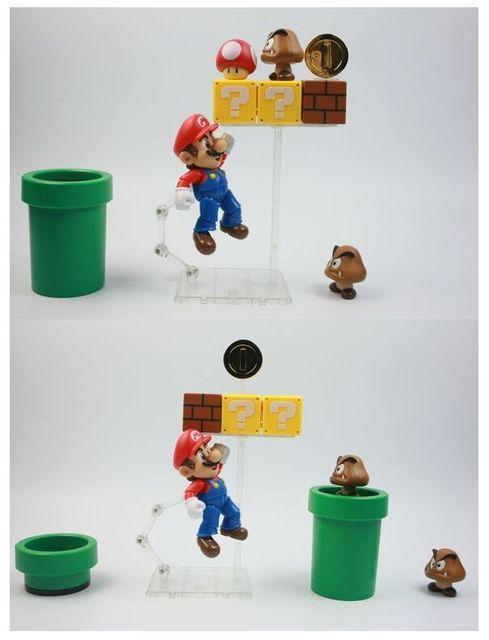 Фигурки Супер Марио Набор 4