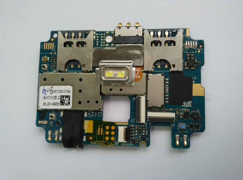 bilder für Verwendet mainboard 3G RAM + 16G ROM Motherboard für UMI Rom MTK6753 5,5 zoll 1280x720 HD Octa Kern Kostenloser versand