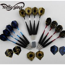 12 packs of quality darts Various colors and boutique boxes are suitable for indoor outdoor entertainment activities