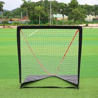 Ice Hockey & Field Hockey Gate Outdoor Sports Entertainment Ground Exercise Trainer Fake Target Ball Collector Accessories