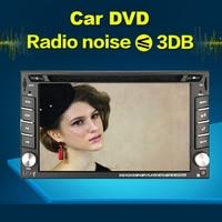 2017 nuovo 2 DIN Car DVD Player GPS Doppia Radio Stereo In Dash Unità di Testa MP3 CD Macchina Fotografica di parcheggio 2DIN HD TV Radio Video Audio auto
