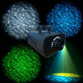30W Led Stage Light  Water Wave Effect Rapple Projector for Party Show entertainment disco KTV Background Amazing Effect