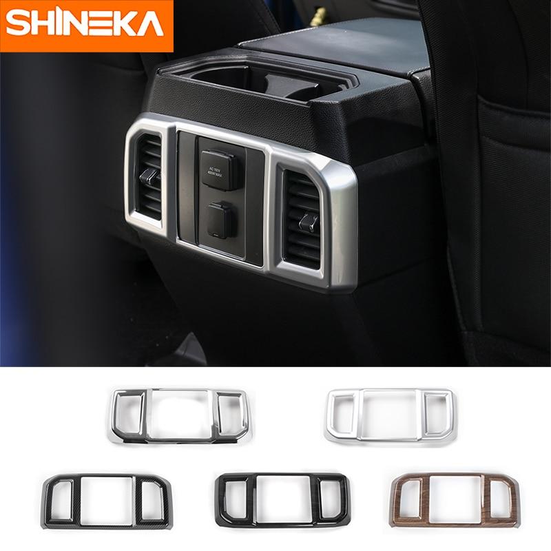 Shineka Rear Ac Vent Decorative Panel Frame Rear Air