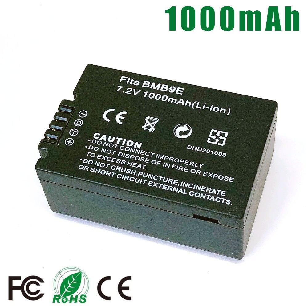 LCD-cargador para Panasonic Lumix dmc-fz72//dmc-fz100//dmc-fz150 bmb9 Batería