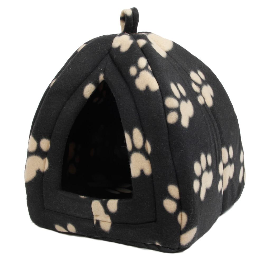 New Arrive Pet Kennel Super Soft FabricDog Bed Princess House Paw - Үй жануарлары өнімдері - фото 6