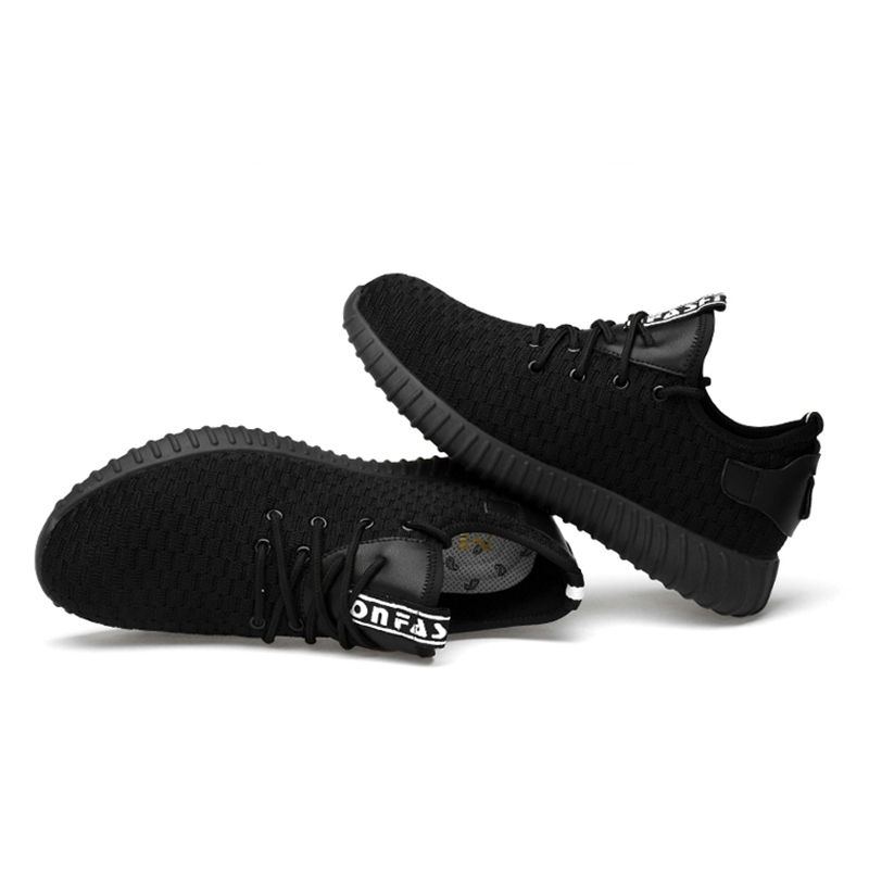 Dropshipping Safety Shoes Men Steel Toe Lightweight Anti-Smashing Unisex Work Sneakers Breathable Wear-resisting Both Men Women