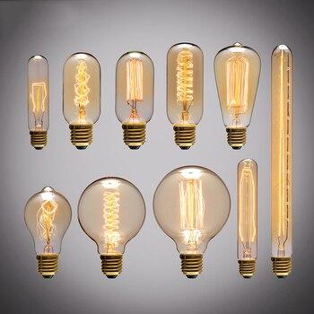 Vintage Edison Light Bulb E27 220V/110V 40W Best Children's Lighting & Home Decor Online Store