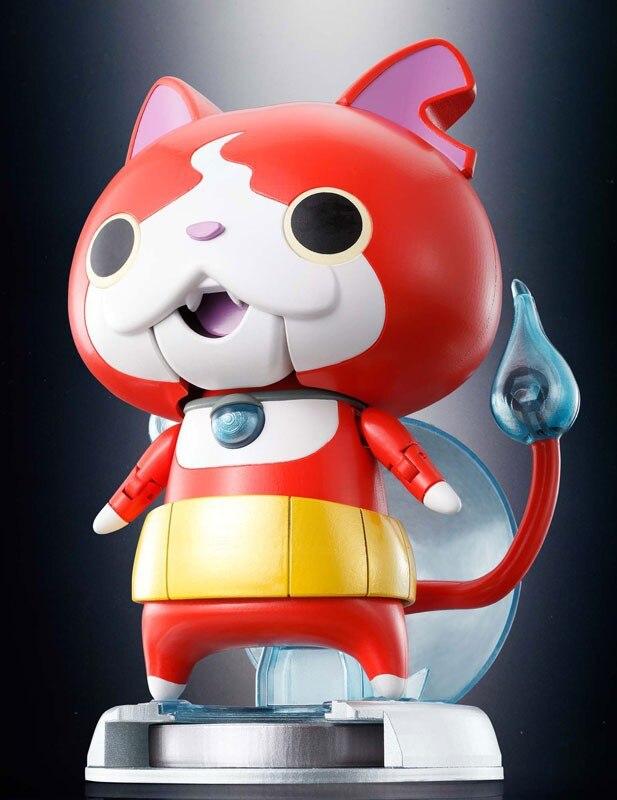 Yōkai Watch originale Jibanyan Chogokin Figure murmure Yokai Youkai montre Figure personnage de dessin animé Action Figure jouets accessoire