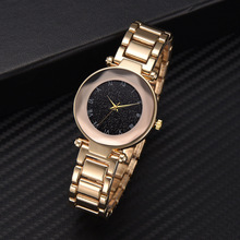 Relojes Mujer 2019 Women Watches Luxury Brand Rose Gold Stainless Steel Quartz Wrist Watch Gifts for Women Ladies Watch Clock