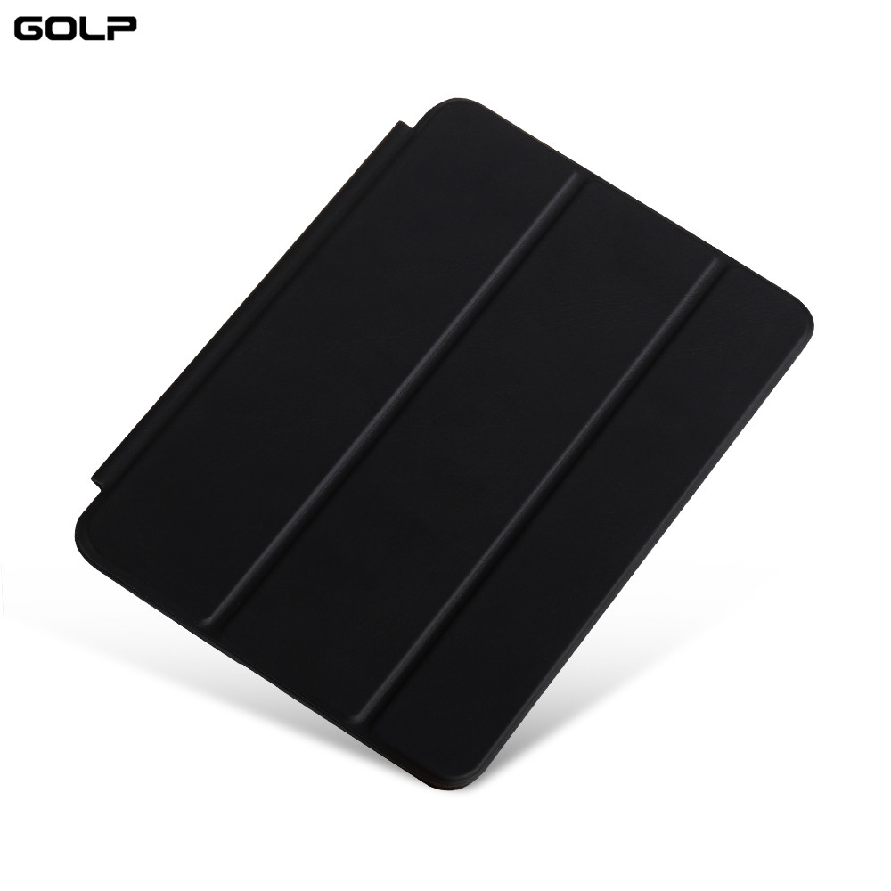 for ipad air case,  GOLP Micorfiber Smart cover for ipad air 1, Stand case For Apple ipad 5, Funda Flip Cases for ipad air ipad air smart case в смоленске