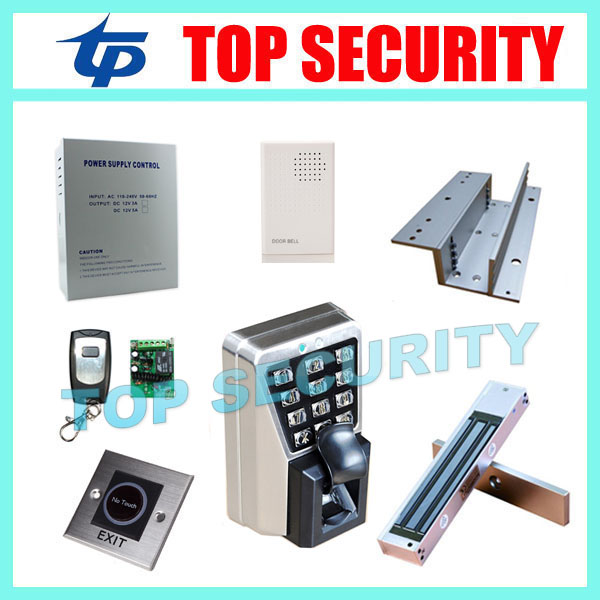 ZK MA500 TCP/IP metal case fingerprint and RFID card door access control system DIY biometric fingerprint door security control zk ma500 biometric fingerprint time attendance and access control system tcp ip metal case door access controller reader kit