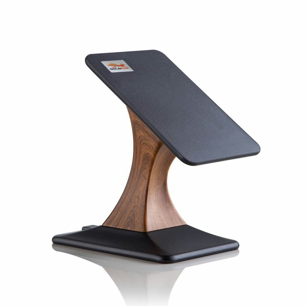 Qi Fast Wireless Charging Pad for Samsung S8 S8+ S7 Edge Wireless Charger for iPhone 8 X 8 Plus USB Charger Anti-Slip Wood Pad
