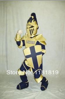 Maskottchen Lancer Ritter Maskottchen Maskottchen Kostüm benutzerdefinierte Anime Cosplay Kits Mascotte Thema Kostüm Karneval Kostüm