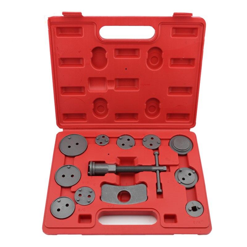 12 PC étrier de frein Piston Pad voiture rembobinage retour Auto réparation outil Kit frein Pad outil remplacement livraison gratuite