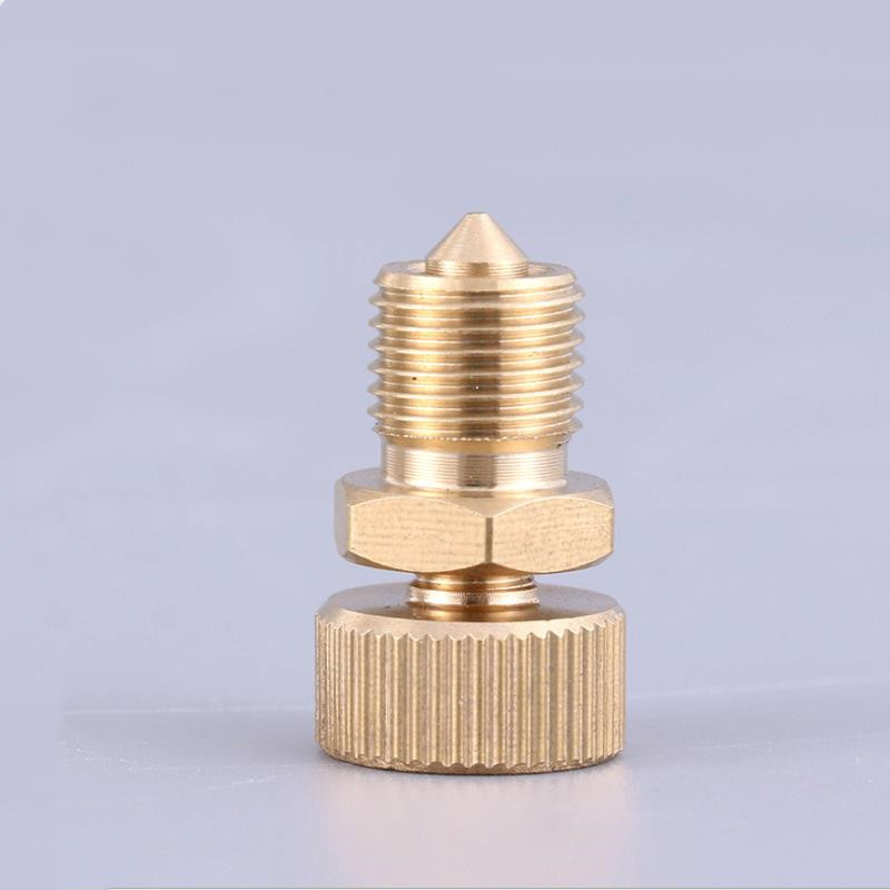 4500PSI 310bar 300 bar PCP compressor air all copper spare parts bleed screw 2 sets /lot