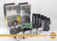 Best Sale ACT 4Axis Nema23 Stepper Motor Single Shaft 23HS2442 425oz In 4 2A 4Leads Bipolar