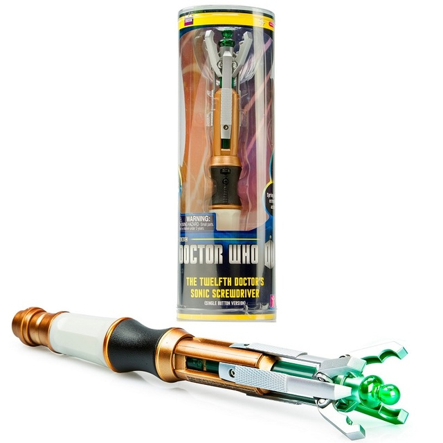 The Doctor's Sonic Screwdriver