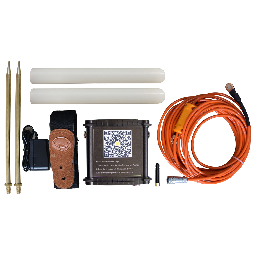 Underground Water Detector and Water Survey Equipment 400 meters