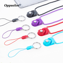 Wholesale 5pcs/lot, Mobile Phone Straps Detachable Neck Strap Lanyard For iPhone X Samsung Mp3 Keys ID Card Hanging Rope