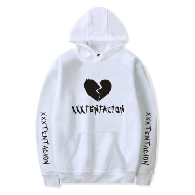 Revenge Kill oversized Hoodies Men/Women Casual Hip Hop XXXTentacion Sweatshirt Vibes Forever Traksuit Fleece Pullover Hoody