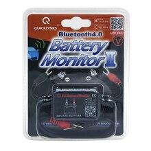 QUICKLYNKS Батарея Мониторы BM2 на телефон приложение Bluetooth 4.0 автомобиля 12 В Батарея в режиме реального времени для Android IOS Телефон