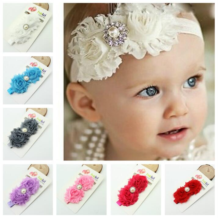 1 Piece MAYA STEPAN Children Headwrap Flower Floral Baby Headwear Infant Newborn Bows Lace Girls Hair Bow Hairband Head Band hair elastic bands ribbon bows kids head wraps accessory headbands satin flower hairband headwrap