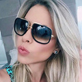 Women Sunglasses 2016 Men ITALY Luxury Brand Sunglasses HD Driving Sun Glasses For Men Pilot Outdoor Square Shades Oculos Sun